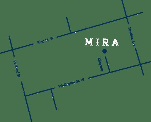 Location of MIRA