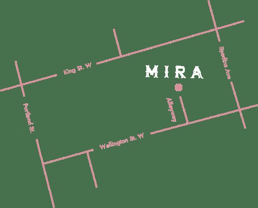 mira map pink